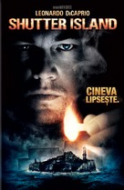 Shutter Island - Romanian DVD movie cover (xs thumbnail)