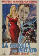 Contrabande en moord - Italian Movie Poster (xs thumbnail)