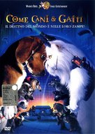 Cats & Dogs - Italian Movie Cover (xs thumbnail)