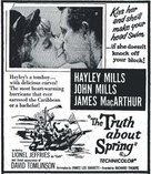 The Truth About Spring - poster (xs thumbnail)