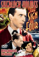 The Sign of Four: Sherlock Holmes' Greatest Case - DVD cover (xs thumbnail)