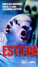Estigma - Spanish Movie Cover (xs thumbnail)