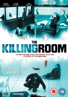 The Killing Room - British Movie Cover (xs thumbnail)