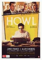 Howl - Australian Movie Poster (xs thumbnail)