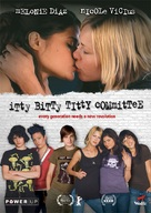 Itty Bitty Titty Committee - Movie Cover (xs thumbnail)
