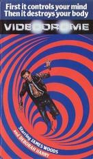 Videodrome - VHS movie cover (xs thumbnail)