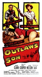 Outlaw's Son - Movie Poster (xs thumbnail)