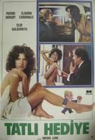 Le cadeau - Turkish Movie Poster (xs thumbnail)