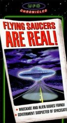 UFO's Are Real - VHS cover (xs thumbnail)