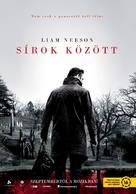 A Walk Among the Tombstones - Hungarian Movie Poster (xs thumbnail)