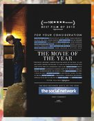 The Social Network - For your consideration movie poster (xs thumbnail)