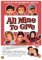 All Mine to Give - DVD movie cover (xs thumbnail)