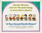 A Boy Named Charlie Brown - Movie Poster (xs thumbnail)