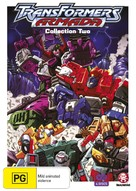 """Transformers: Armada"" - Australian DVD cover (xs thumbnail)"