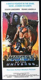 Masters Of The Universe - Australian Movie Poster (xs thumbnail)