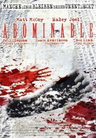 Abominable - German DVD movie cover (xs thumbnail)