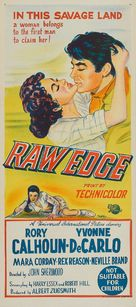 Raw Edge - Australian Movie Poster (xs thumbnail)