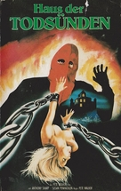 House of Mortal Sin - German VHS movie cover (xs thumbnail)