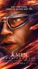 Dark Phoenix - Vietnamese Movie Poster (xs thumbnail)