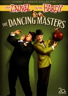 The Dancing Masters - DVD cover (xs thumbnail)