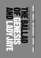 The Ballad of Genesis and Lady Jaye - Logo (xs thumbnail)