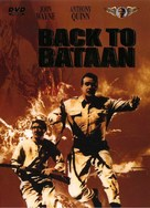 Back to Bataan - Movie Cover (xs thumbnail)