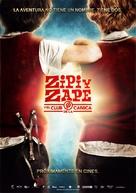 Zipi y Zape y el club de la canica - Spanish Movie Poster (xs thumbnail)