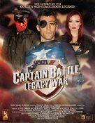 Captain Battle: Legacy War - Movie Poster (xs thumbnail)
