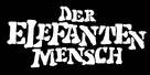 The Elephant Man - German Logo (xs thumbnail)