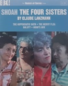 """Les quatre soeurs"" - British Movie Cover (xs thumbnail)"