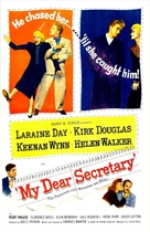 My Dear Secretary - Movie Poster (xs thumbnail)