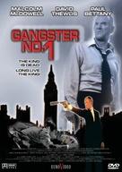 Gangster No. 1 - German DVD cover (xs thumbnail)