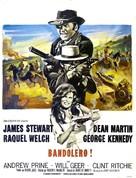 Bandolero! - French Movie Poster (xs thumbnail)