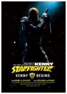 Kenny Begins - Swedish Movie Poster (xs thumbnail)