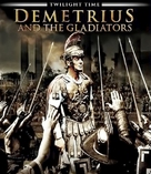 Demetrius and the Gladiators - Italian Blu-Ray movie cover (xs thumbnail)
