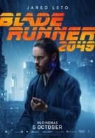 Blade Runner 2049 - Malaysian Movie Poster (xs thumbnail)