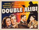 Double Alibi - Movie Poster (xs thumbnail)
