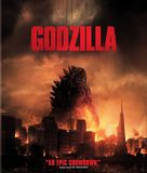 Godzilla - Blu-Ray movie cover (xs thumbnail)