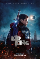 The Kid Who Would Be King - Thai Movie Poster (xs thumbnail)