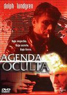 Hidden Agenda - Spanish DVD cover (xs thumbnail)