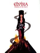 Elvira, Mistress of the Dark - Movie Poster (xs thumbnail)