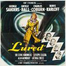 Lured - Movie Poster (xs thumbnail)