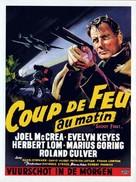 Rough Shoot - Belgian Movie Poster (xs thumbnail)