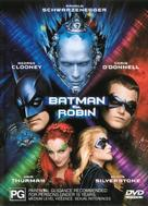 Batman And Robin - Australian Movie Cover (xs thumbnail)