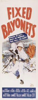 Fixed Bayonets! - Movie Poster (xs thumbnail)