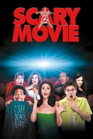 Scary Movie - DVD cover (xs thumbnail)