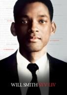 Seven Pounds - Norwegian Movie Poster (xs thumbnail)