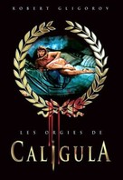 Roma. L'antica chiave dei sensi - French DVD cover (xs thumbnail)