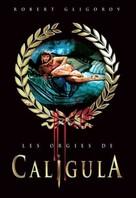 Roma. L'antica chiave dei sensi - French DVD movie cover (xs thumbnail)