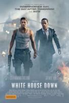 White House Down - Australian Movie Poster (xs thumbnail)